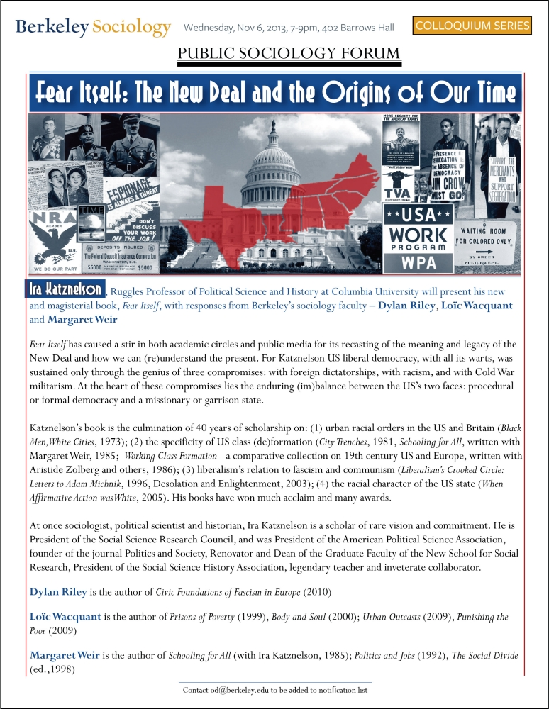new deal and american society Get an answer for 'how did the new deal change the role of the government' and  how exactly did the new deal change the american  and enjoy enotes ad.
