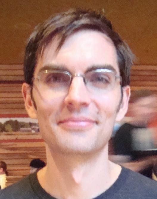 Headshot of Christopher Muller